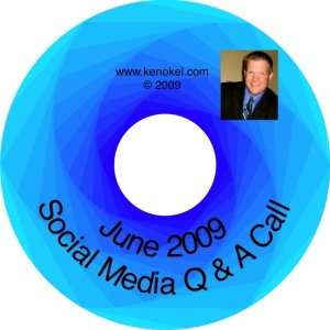 Social Media Call CD